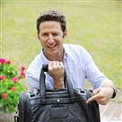 "Mark Feuerstein portrays Hank Lawson, a concierge doctor in the Hamptons, in USA's ""Royal Pains."""