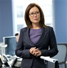"Mary McDonnell stars on TNT's ""Major Crimes."""