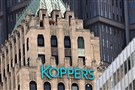 The Koppers Building, Downtown Pittsburgh.