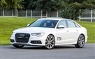 The 2014 Audi A6.