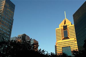 Highmark headquarters in Downtown Pittsburgh.