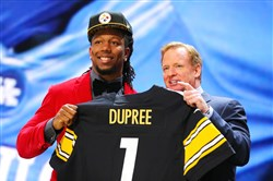 Is another outside linebacker to pair with Bud Dupree in the future for the Steelers?