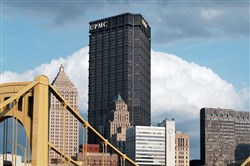 UPMC's corporate headquarters are located in the U.S. Steel Building, the highest point downtown.