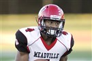 Journey Brown during his time at Meadville High School.