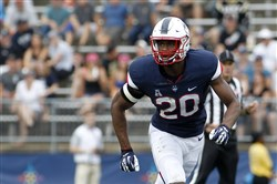 Connecticut safety Obi Melifonwu