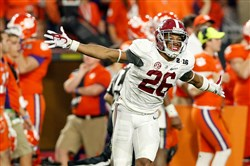 Alabama's Marlon Humphrey