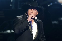 Garth Brooks performs in 2016.