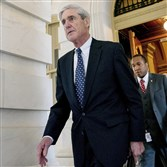 Special coun­sel Robert Mueller in June 2017