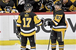 Whether Bryan Rust signs a multi-year extension could matter a great deal to the Penguins' cap situation.