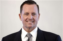 US Ambassador to Germany, Richard Allen Grenell.