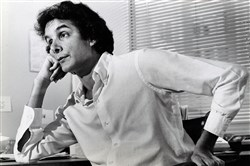 Charles Krauthammer, seen here in 1984, died on June 21 at 68.