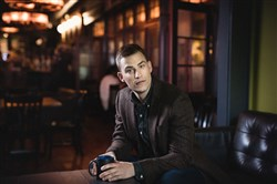 Singer Chris Jamison.