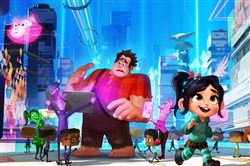 """Ralph Breaks the Internet: Wreck-It Ralph 2"" leaves Litwak's video arcade behind, venturing into the uncharted, expansive and thrilling world of the internet — which may or may not survive Ralph's wrecking."