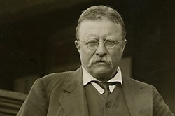 President Theodore Roosevelt worried that the 'higher races' would be overwhelmed by the 'lower races.'
