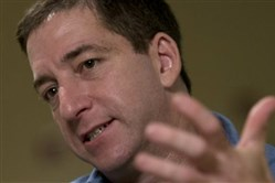 Pulitzer Prize-winning journalist Glenn Greenwald criticized 'liberal-centrist' media outlets for not showing 'an iota of self-reflection, humility or admission of massive error' after Special Counsel Robert Mueller reported no evidence of conspiracy between Russia and Donald Trump's 2016 campaign.