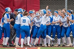 The Hempfield Spartans' hopes of becoming the first softball team to win six consecutive WPIAL championships will have to be on hold until 2021.