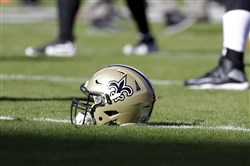 A court official is recommending to keep secret hundreds of emails detailing the New Orleans Saints' efforts to conduct damage control for the area's Roman Catholic archdiocese amid its clergy sexual abuse crisis.