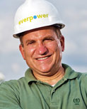 James Spencer / EverPower Wind Holdings Inc., President and CEO